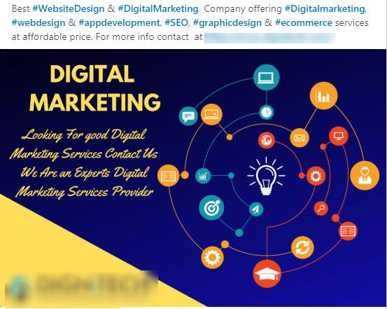 linkedin marketing strategy 2019 omnidigit