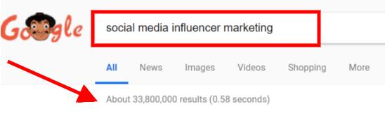 social media influencer marketing 2019