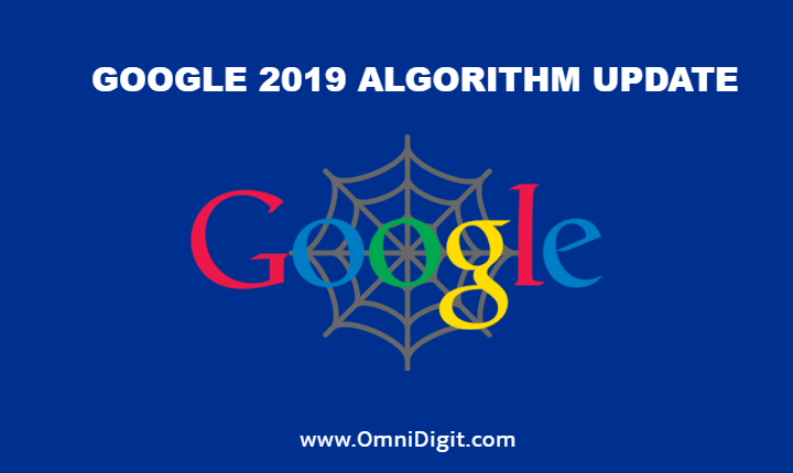 Google Core Search Algorithm update 2019