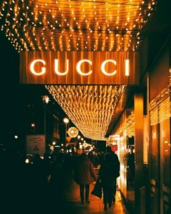 International Luxury Group Kering omnidigit