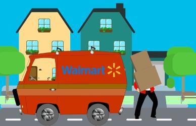 Walmart InHome Delivery omnidigit