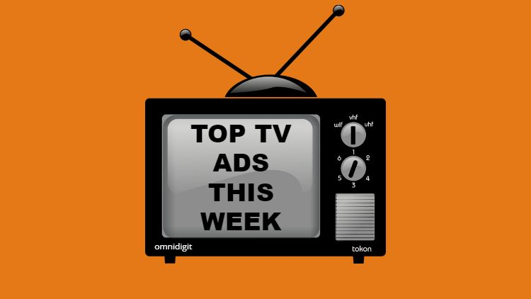 most engaging TV ads omnidigit