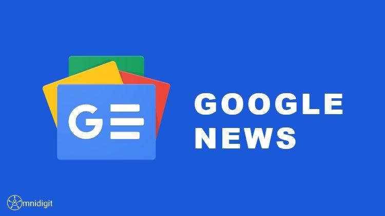 Google News tab search omnidigit