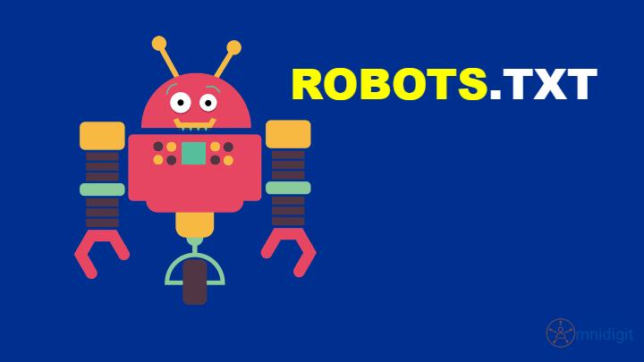 Robots Exclusion Protocol omnidigit