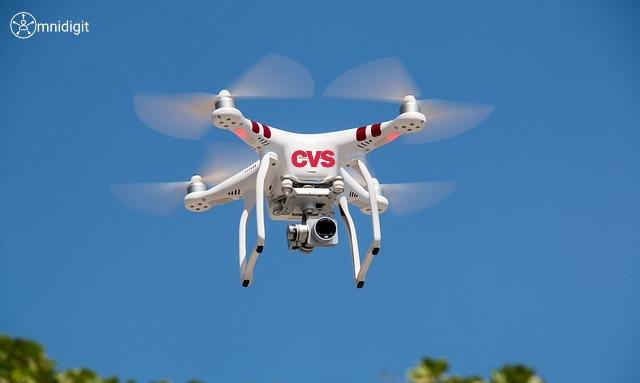 cvs drones omnidigit