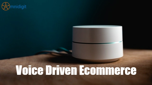 voice driven ecommerce omnidigit
