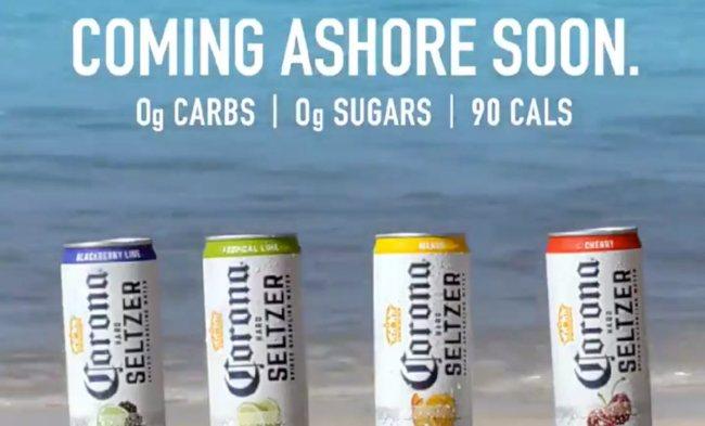 Corona Hard Seltzer Ad omnidigit